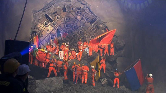 Túnel de São Gotardo