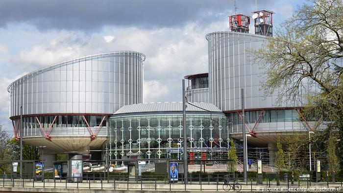 Europaeischer Gerichtshof für Menschenrechte Strassburg (picture-alliance/dpa/w.Rothermel)