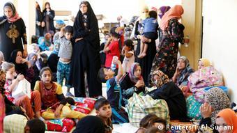 Fallujah residents