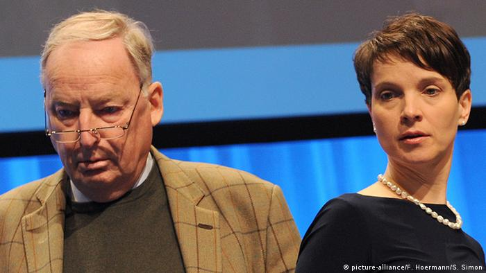 Gauland and Petry