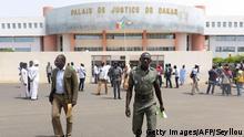Tschad Gericht in Dakar Hissene Habre Prozess