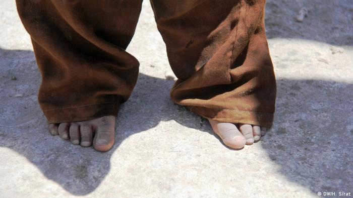 Afghanistan Flüchtlinge in Helmand und Kabul