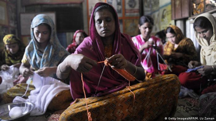 Bangladesh textile factory