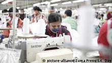 Bangladesch Textilarbeiterinnen