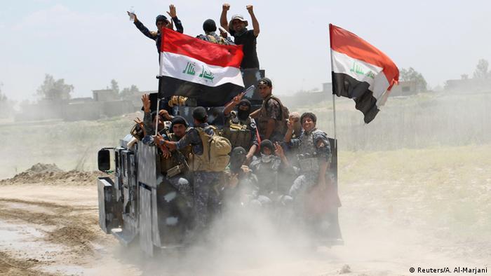 Irak Belagerung von Falludscha