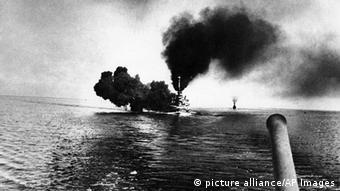 O combate ocorreu entre os dias 31 de maio e 1° de junho de 1916, ao largo da costa da península da Jutlândia