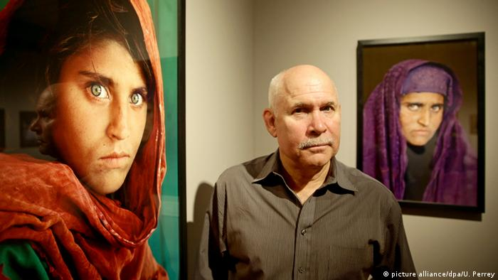 'Ethical lapse': Photoshop scandal catches up with iconic photojournalist Steve McCurry