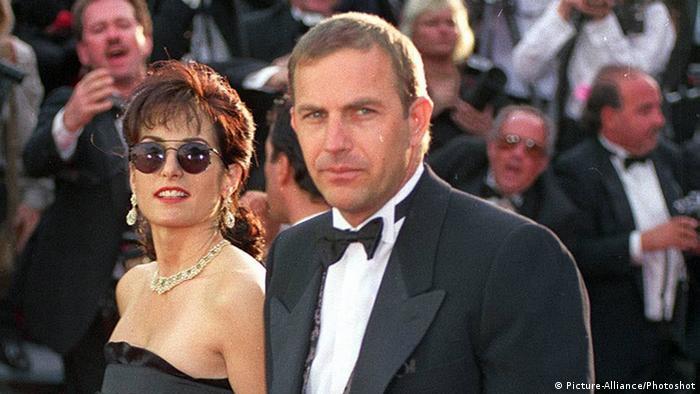Kevin Costner mit Ehefrau Cindy