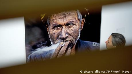 The Afghan coal miner