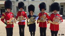 Sarah Willis und die Coldstream Guards Band