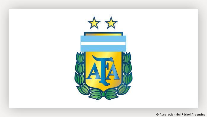 Logo Fussballverband Argentinien