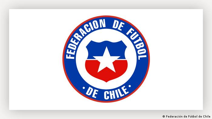 Logo Fussballverband Chile