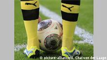 DEUTSCHLAND MÖNCHENGLADBACH Fußball Socken BVB
