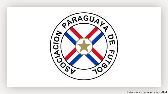 Logo Fussballverband Paraguay