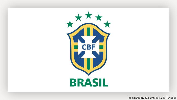 Logo Fussballverband Brasilien