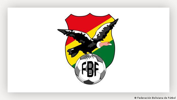 Logo Fussballverband Bolivien