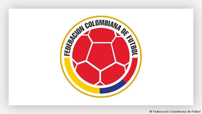 Logo Fussballverband Kolumbien
