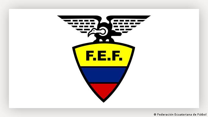 Logo Fussballverband Ecuador