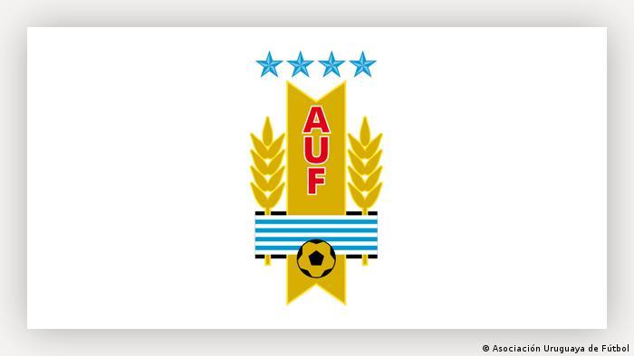 Logo Fussballverband Uruguay