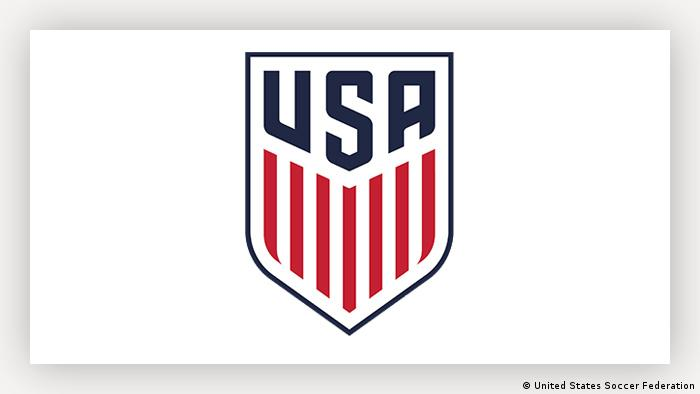 Logo Fussballverband USA