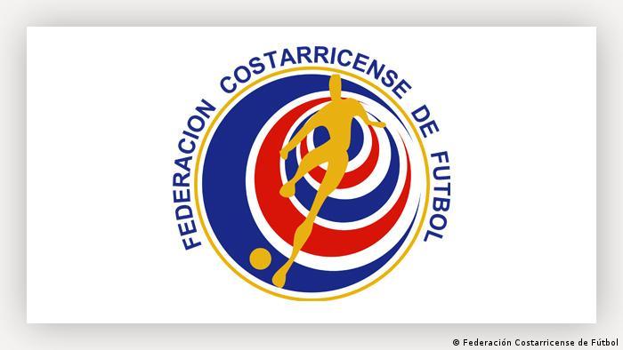 Logo Fussballverband Costa Rica