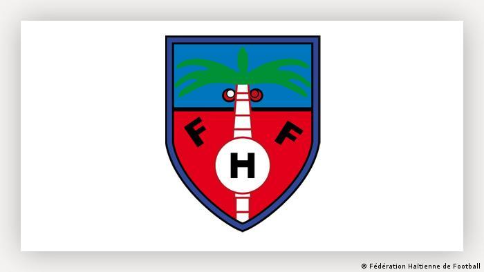 Logo Fussballverband Haiti