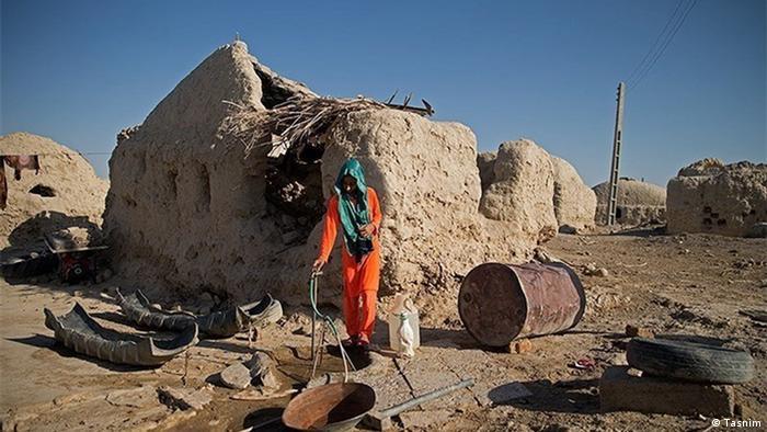 Iran Dürre Bildergalerie (Tasnim)
