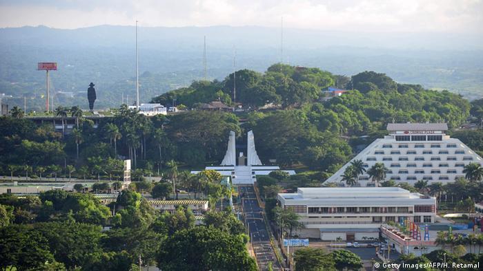 Nicaragua Managua City (Getty Images/AFP/H. Retamal)