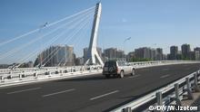 Russland Brücke in Petersburg