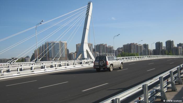 """Ходатайство о референдуме по """"мосту Кадырова"""" одобрили в Санкт-Петербурге"""