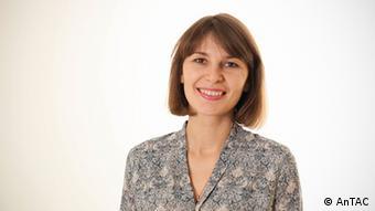 Дарина Каленюк переконана, що для МВФ Україна - приклад успішної співпраці з громадянським суспільством заради хорошого урядування