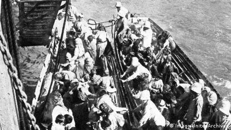 DW: Ο ρόλος της Γερμανίας στη Γενοκτονία των Αρμενίων