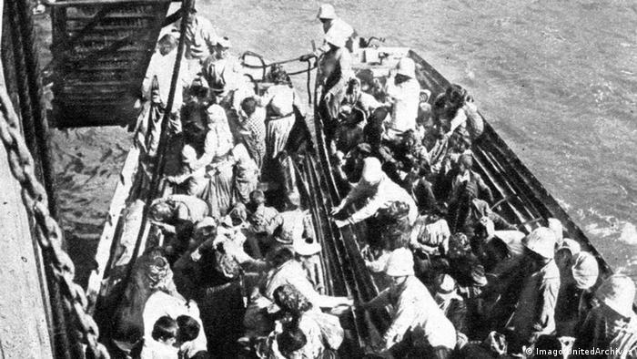 Völkermord an den Armeniern (Imago/UnitedArchives)