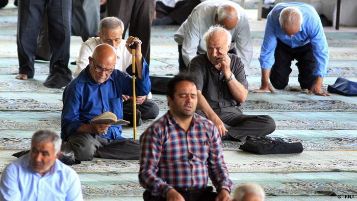 Iran Freitagsgebet