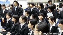 Japan Tokyo japanischen Studenten