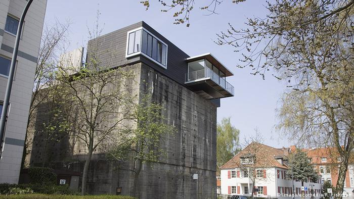 Apartment in a bunker in Hamm, Copyright: Imago/ecomedia/R. Fishman