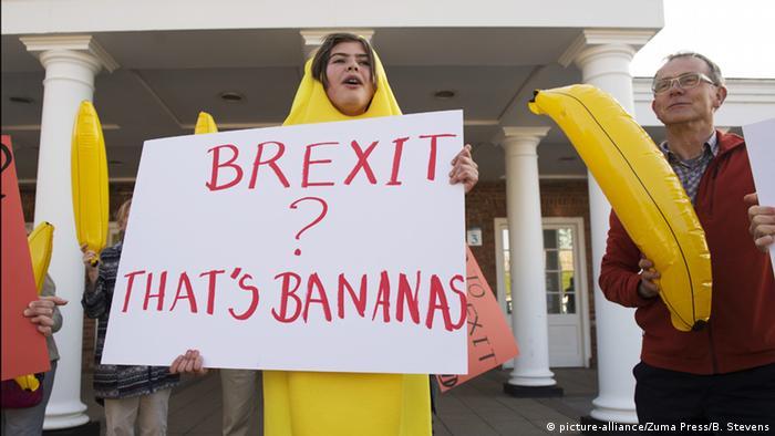 Протест проти Brexit у Великобританії