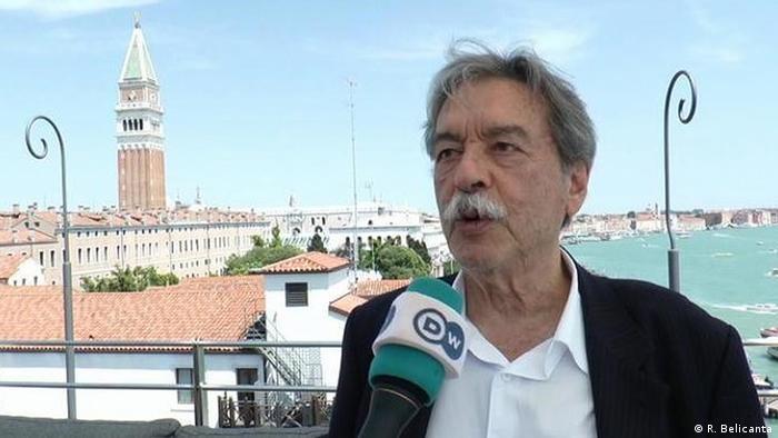 Arquiteto brasileiro Paulo Mendes da Rocha
