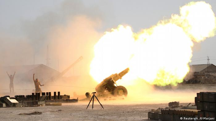 Irak Kampf um Falludscha