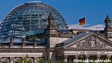 Deutschland Reichstag Berlin