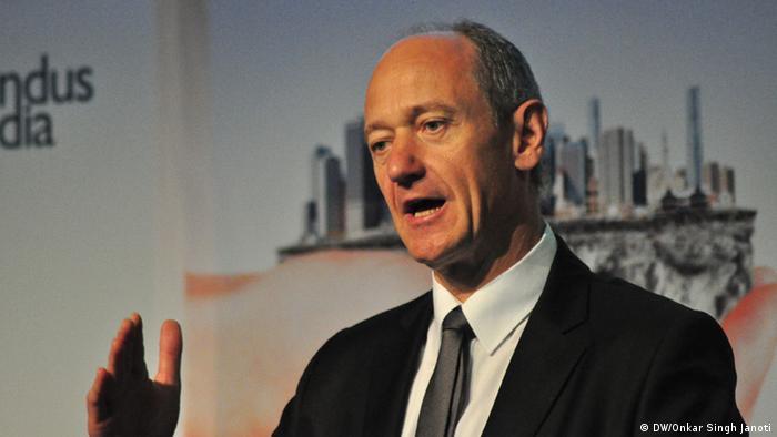 Roland Busch, futuro chefe da Siemens