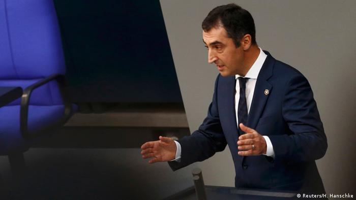 German Bundestag debate on Armenia, Cem Özdemir