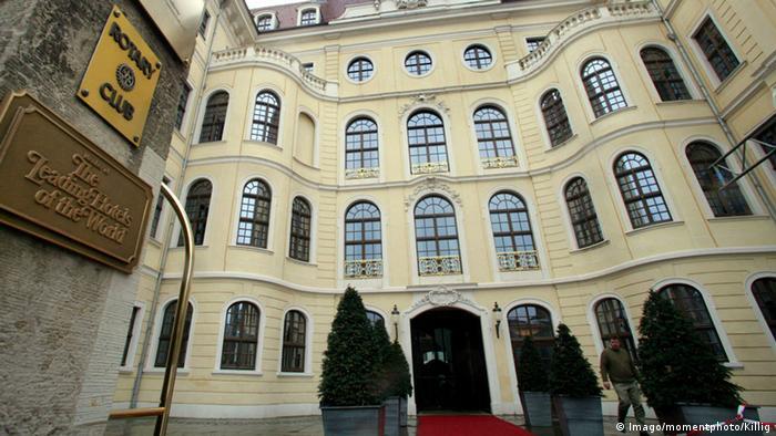 Deutschland Hotel Kempinski im Taschenbergpalais in Dresden