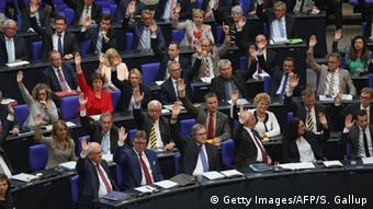 Το 2016 και η γερμανική βουλή χαρακτήρισε γενοκτονία τη σφαγή των Αρμενίων