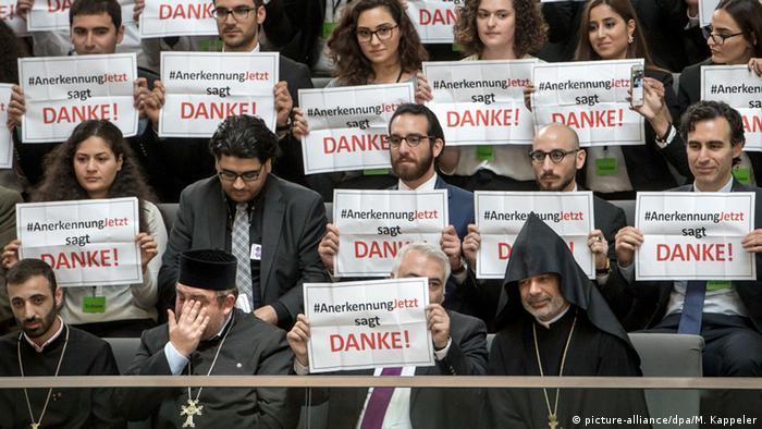 البرلمان الألماني وتعريف قتل الأرمن إبادة جماعية 0,,19299998_401,00