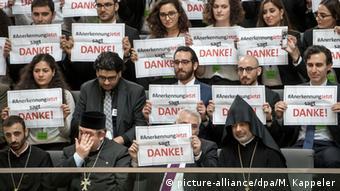 Bundestag Armenia resolution