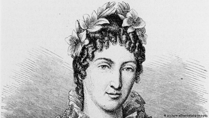 Marie Therese wood engraving (picture-alliance/akg-images)
