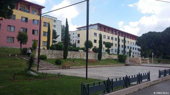 Tirana Campus Albanien
