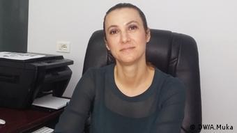 Tirana Campus Albanien Anila Shehu