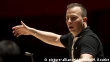 Yannick Nezet-Seguin Dirigent Philadelphia Orchester